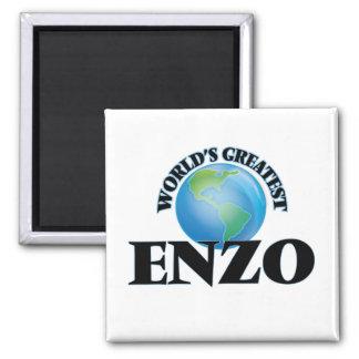 World's Greatest Enzo Fridge Magnets