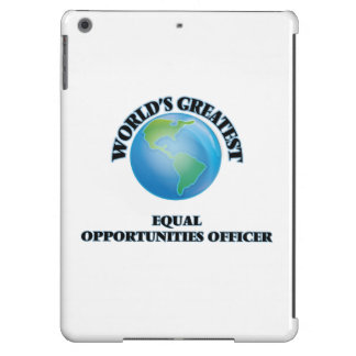 World's Greatest Equal Opportunities Officer iPad Air Case