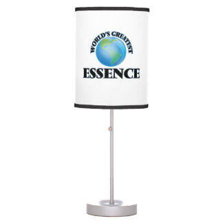 World's Greatest Essence Table Lamp