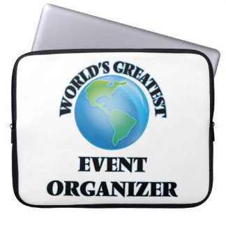 World's Greatest Event Organizer Computer Sleeves