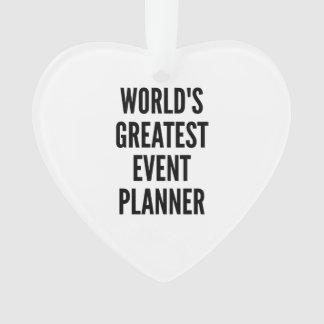 Worlds Greatest Event Planner