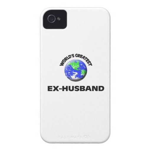 World's Greatest Ex-Husband iPhone 4 Covers