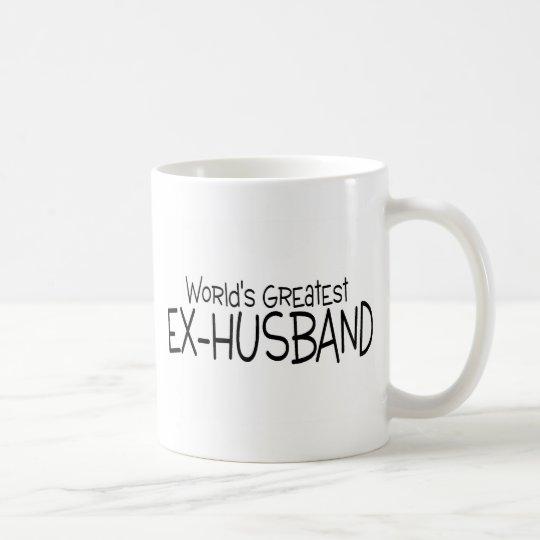Worlds Greatest Ex Husband Coffee Mug