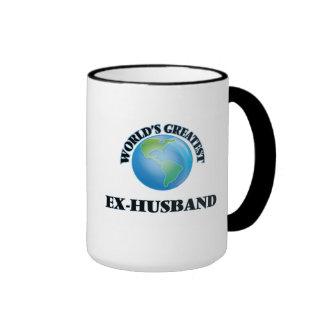 World's Greatest Ex-Husband Mug