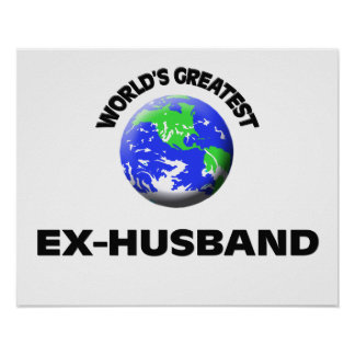 World's Greatest Ex-Husband Poster