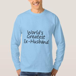 worlds Greatest Ex-Husband T-Shirt