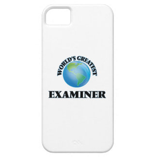World's Greatest Examiner iPhone 5 Cover