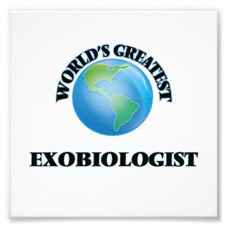World's Greatest Exobiologist Photo