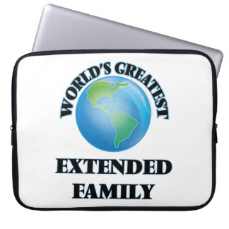 World's Greatest Extended Family Computer Sleeves