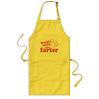 World's Greatest Farter Aprons