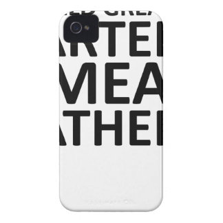 Worlds Greatest Farter I Mean Father T-shirts & Sh iPhone 4 Case-Mate Cases