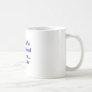 Worlds Greatest Farter I Meant Father Coffee Mug