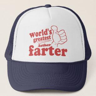 372a164735a World s Greatest Farter Trucker Hat