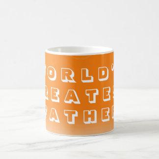 World's Greatest Father Coffee Mug