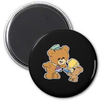 worlds greatest father cute teddy bears design refrigerator magnets