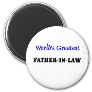 World's Greatest Father-in-Law Magnet