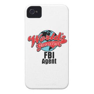 Worlds Greatest FBI Agent Case-Mate iPhone 4 Case