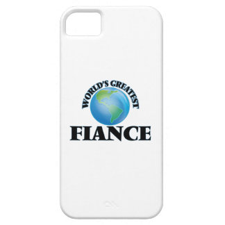 World's Greatest Fiance iPhone 5 Cases