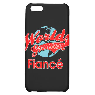 World's Greatest Fiancé iPhone 5C Cover