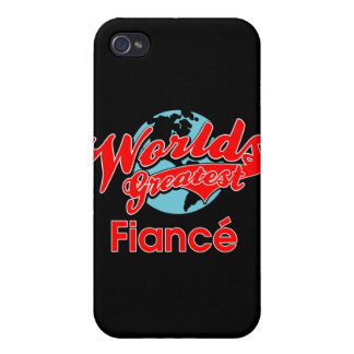 World's Greatest Fiancé iPhone 4/4S Cases