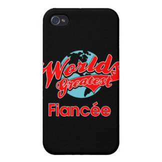 World's Greatest Fiancée iPhone 4 Cover