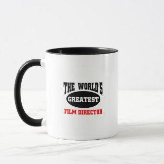 World's greatest film director mug