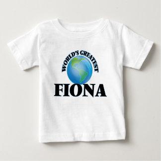 World's Greatest Fiona T Shirts