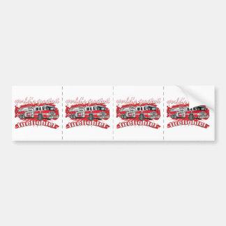 World's Greatest Firefighter Bumper Sticker