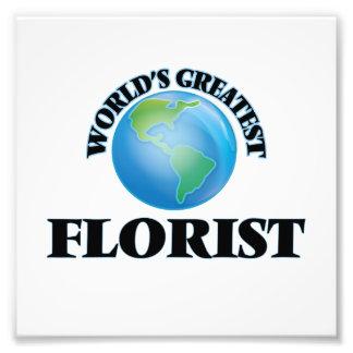 World's Greatest Florist Photo Art