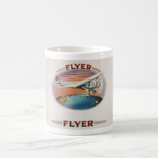 World's Greatest Flyer Vintage Spirit of St. Louis Coffee Mug