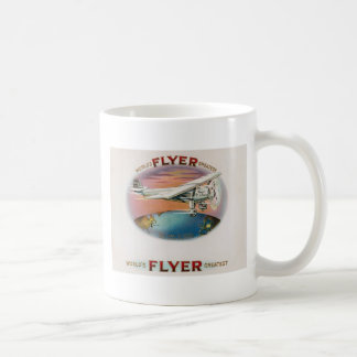 World's Greatest Flyer Vintage Spirit of St. Louis Coffee Mug