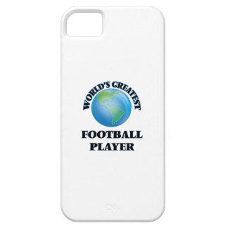 World's Greatest Football Player iPhone 5 Cases