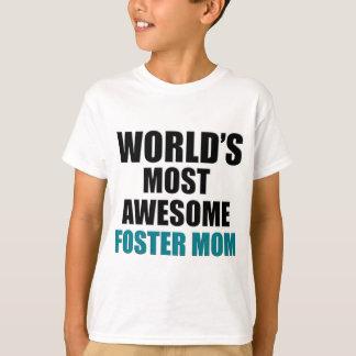 World's Greatest Foster Mom T-Shirt