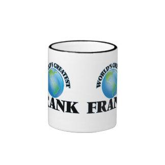 World's Greatest Frank Mugs