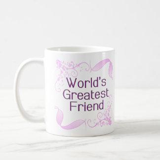 World's Greatest Friend Mug