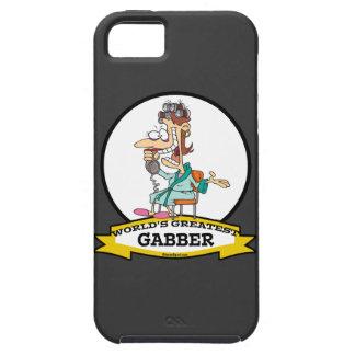WORLDS GREATEST GABBER CARTOON iPhone SE/5/5s CASE