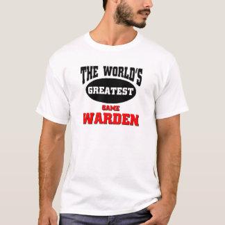 World's greatest Game Warden T-Shirt