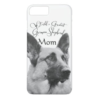 World's Greatest German Shepherd Mom iPhone 7 Plus Case