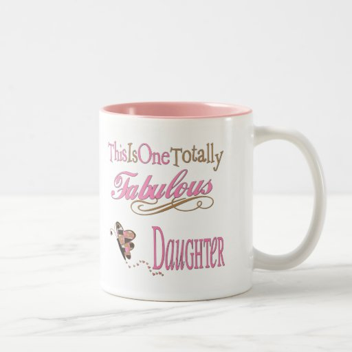 World's Greatest Gifts For Daughters Mugs