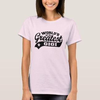 World's Greatest Gigi T-Shirt