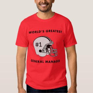 WORLD'S GREATEST GM TEES