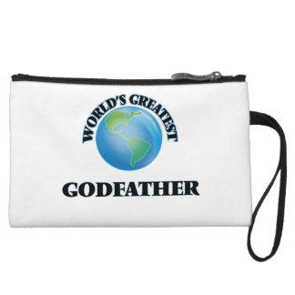 World's Greatest Godfather Wristlet Purse