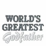 World's Greatest Godfather Hoodies