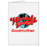 World's Greatest Godmother Card