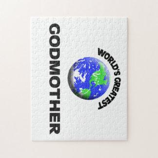 World's Greatest Godmother Puzzle