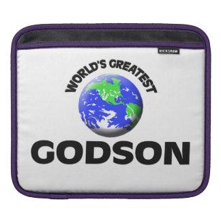 World's Greatest Godson iPad Sleeves