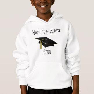 World's Greatest Grad Hoodie