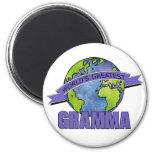 World's Greatest Gramma Fridge Magnet