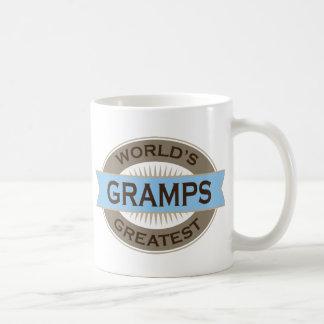 Worlds Greatest Gramps Coffee Mugs