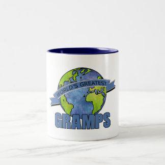 World's Greatest Gramps Mug